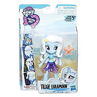 Мини кукла Трикси Луламун My Little Pony Equestria Girls Beach Collection