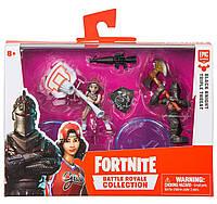 Набор фигурок Fortnite Battle Royale Collection Black Knight & Triple Threat
