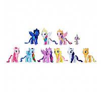 My Little Pony  Friendship is Magic 10 фигурок май литл пони 15 см
