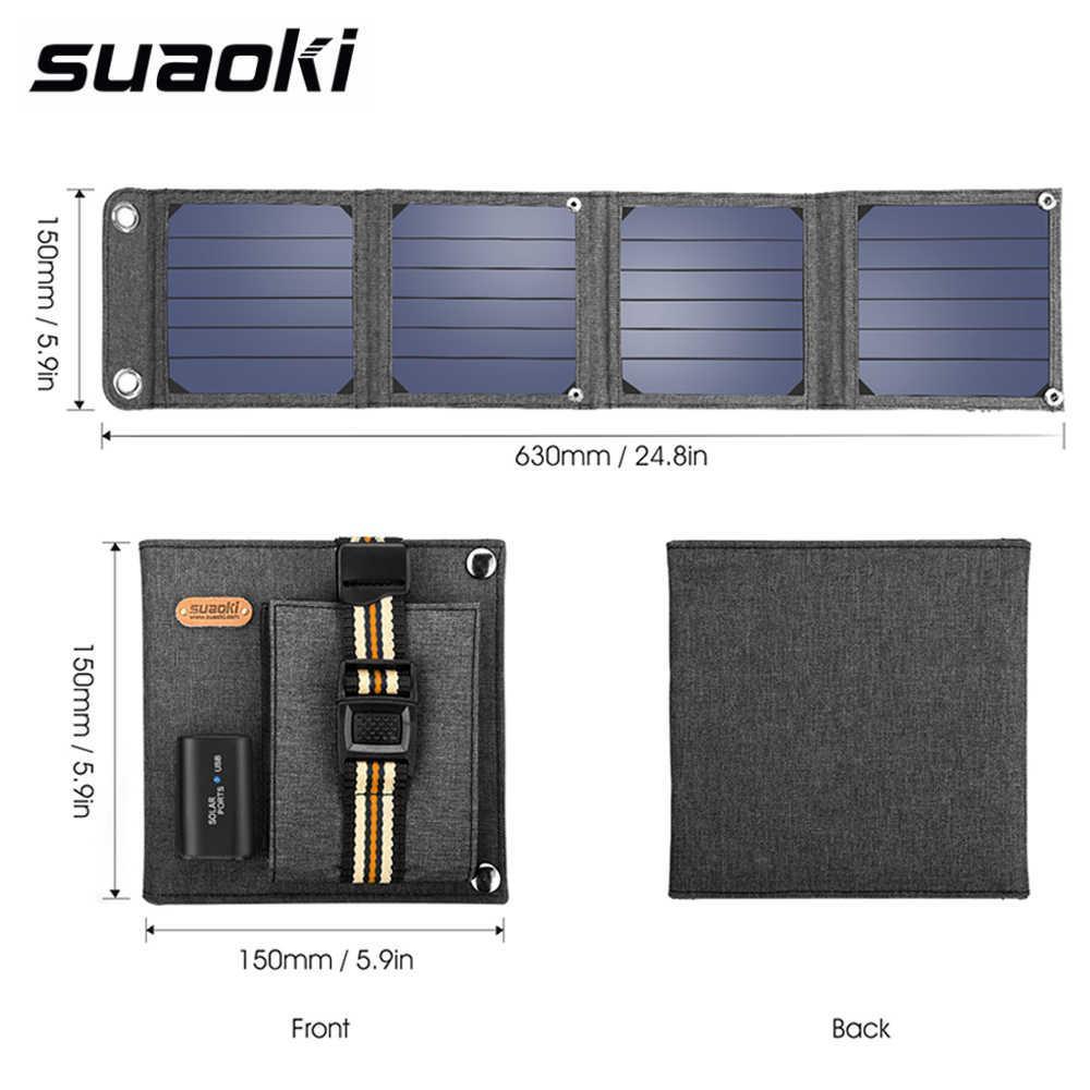 Солнечная панель SUAOKI 14 Вт