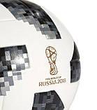 Мяч футбольный ADIDAS TELSTAR 18 WORLD CUP OMB CE8083 (размер 5), фото 4