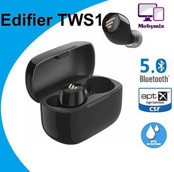 Бездротові навушники Edifier TWS1 , APTX , Ipx5 шумозаглушення вологозахист