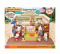 Супермаркет с наполнением Sylvanian Families 5049