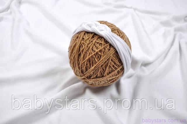 трикотажные повязки на голову