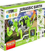 Конструктор STEM HEROES MOTORIZED 5 в 1 Динозаври