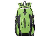 Водонепроницаемый спортивный рюкзак  Mochila  Зеленый