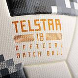 Мяч футбольный ADIDAS TELSTAR 18 WORLD CUP OMB CE8083 (размер 5), фото 8