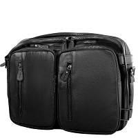 Сумка-рюкзак ETERNO Кожаная мужская сумка-рюкзак ETERNO (ЭТЭРНО) RB-7041A