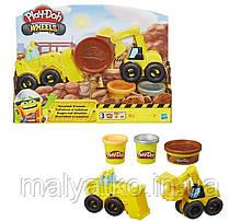 Набір, Play-Doh, Екскаватор, E4294