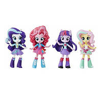 My Little Pony Equestria Girls Minis искорка, рарити, флаттершай, пинки пай The Elements of Friendship Sparkle