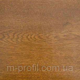 Профнастил ПС-8 золотой дуб , толщина 0,35мм, фото 2