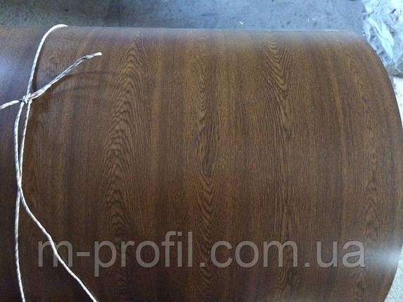 Профнастил золотой дуб ПС-8 0,45, фото 2
