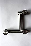 Фитинг угловой без оси цилиндрический