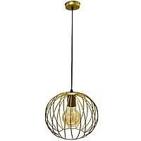 Светильник подвесной в стиле лофт NL 2722 G  MSK Electric