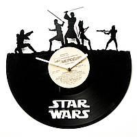 Часы настенные Star Wars
