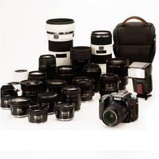 Аксесуари для фото-, відеокамер, загальне