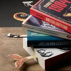 Закладки для книг, наклейки