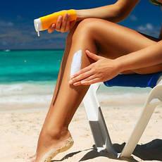 Сонцезахисні засоби для шкіри