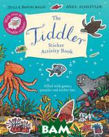Donaldson Julia The Tiddler. Sticker Activity Book