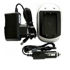 Зарядні пристрої для фото-, відеокамер