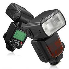 Фотоспалахи та накамерне світло