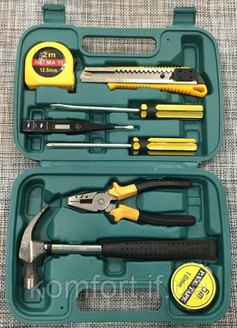 Набор инструментов 9 предметов А9, фото 2