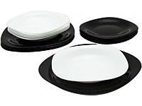 Сервіз Luminarc CARINE white&black /X19 предм, фото 1