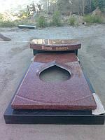 Надгробия из цветного гранита(лезника)
