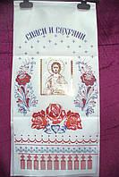 """Полотенце на крест """"икона"""" №1"""