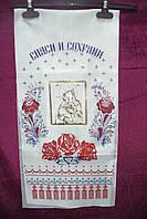 """Полотенце на крест """"икона"""" №2"""