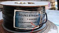 Кабель микрофонный,медь