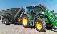 Бункер-перегрузчик для зерна кукурузы ПБН-16 Завод Кобзаренко