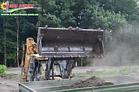 Ковш для грунта земли