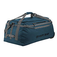 Сумка дорожная на колесах Granite Gear Wheeled Packable Duffel 145 Basalt/Flint