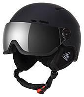 Шлем Tenson Nano Visor (Чёрный М)
