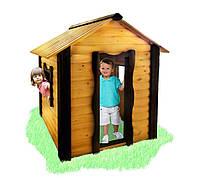 Детский домик Babygrai - желтый