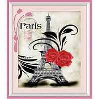"""""""Романтика Парижа. Honey Home"""" Набор для рисования камнями"""