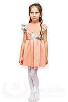 Детское красивое повседневное платье