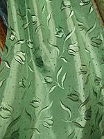 """Шторы """"Цветок"""", шторная ткань Турция"""