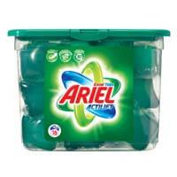 Капсулы для стирки Ariel Excel Tabs ACTILIFT 40 шт