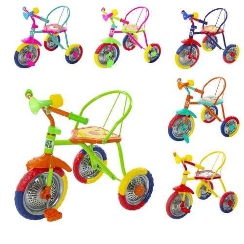 Велосипед детский трехколесный  Гномик на 1, 2, 3 года t-312