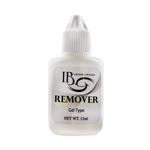 Ремувер (жидкость для снятия ресниц) гелевый i-Beauty, 15мл.
