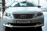 Аренда авто Toyota Camry 50 белая, фото 1
