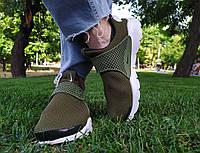 Новая модель в стиле Nike Sock Dart цвет хаки