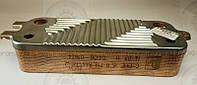 Пластинчатый теплообменник 16 - GIANNONI - BOSCH EUROMAX 192 x 154 x 3 уши