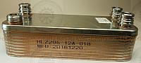 ПЛАСТИННЫЙ  ТЕПЛООБМЕННИК HRELE, VAILLANT VUW PRO , 18 ПЛАСТИНЫ РОВНЫЕ 192 x 154 x - mm.