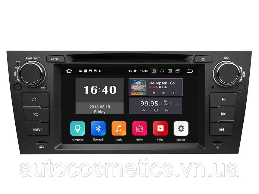 Автомагнитола GA9265B BMW E90 / E91 / E92 / E93 Android 8.1