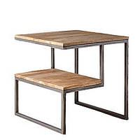 Приставной столик в стиле LOFT (NS-970000133)