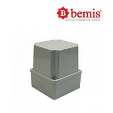 Термопластіковая коробка ABS 120x120x140 ip44