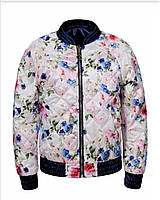Демисезонная двусторонняя куртка для девочки. Размеры 146-152,158-164